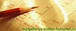 Аудиторские счета и анализ налогов